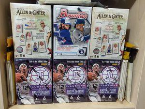 Sports Card Packs Basketball Baseball for Sale in Honolulu, HI