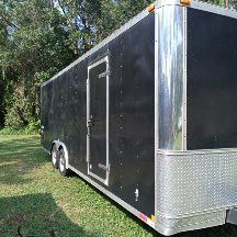 2013 28ft cargo trailer for Sale in Kissimmee, FL