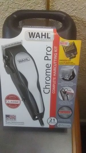 Wahl Chrome Pro for Sale in Oklahoma City, OK