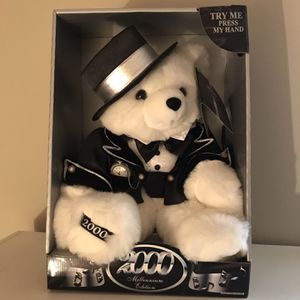 Y2K Teddy Bear for Sale in St. Clair Shores, MI