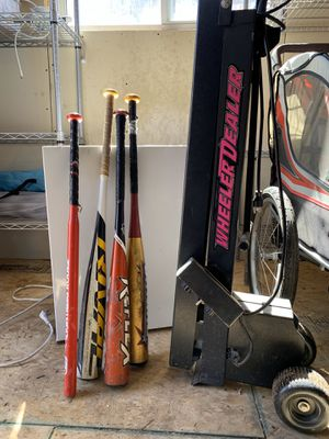Baseball bats for Sale in Denver, CO