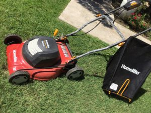 Electric lawnmower for Sale in Hanford, CA