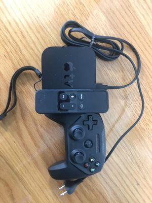Apple tv + game controller. for Sale in Boston, MA