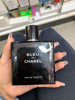 Bleu de Chanel EAU de toilette for Sale in Dallas, TX