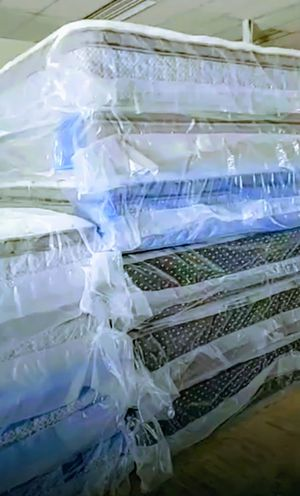 Overstock New Mattresses - $10 Down takes It Home for Sale in Tulsa, OK
