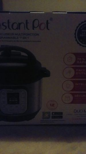 Instant Pot pickup only for Sale in Spring Valley, CA