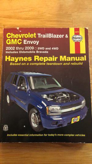 Repair Manual for Sale in Forest Park, GA