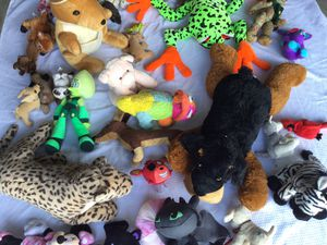 Stuffed animals all for $5 for Sale in Savage, MN