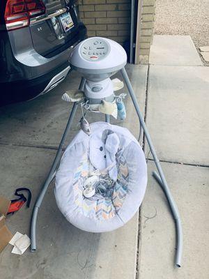 Baby swing for Sale in Glendale, AZ