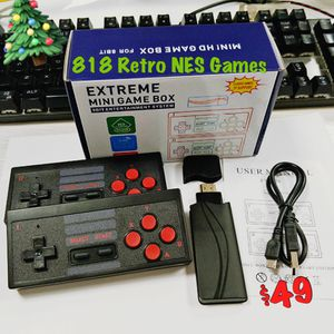 818 Built In NES games🎄Super Fun & New In Box🎄2 Wireless 🎮 Included🎄Perfect Gift🎄🎁🎄 for Sale in Carson, CA