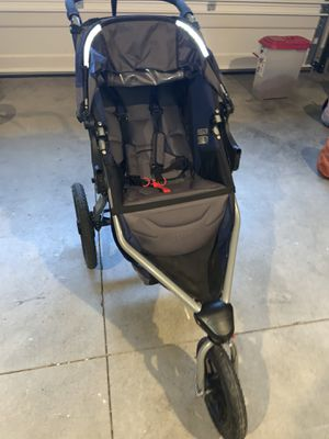 Single BOB with Car seat Carrier for Sale in Vancouver, WA