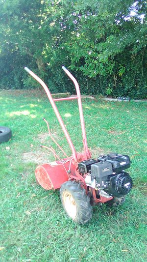 Troy-bilt original toughest tiller made as a rear tine in my opinion I'm a small engine repair man have had a few they are tough for Sale in Ringgold, GA