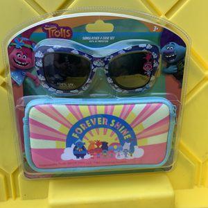 Trolls girls sunglasses set for Sale in Los Angeles, CA