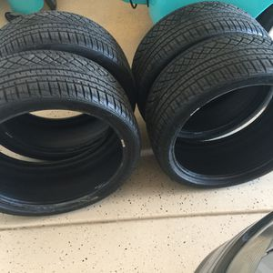 Continental Extreme Contact DWS 275/30zr20 for Sale in Las Vegas, NV