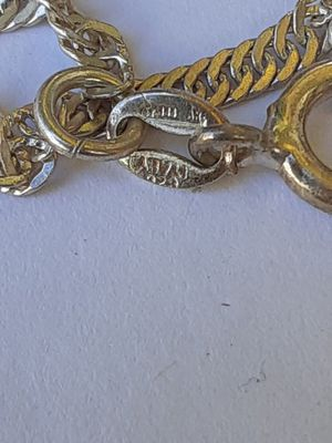 925 Italy sterling silver bracelet for Sale in South San Francisco, CA