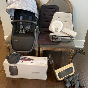 Uppababy Vista Accessory Set for Sale in Santa Ana, CA