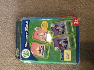 Leap frog memory mate game for Sale in Bellevue, WA