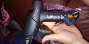 Webcaster glue gun... Great condition. Perfect for Halloween decor..West kendall only. Thanks for Sale in Miami, FL