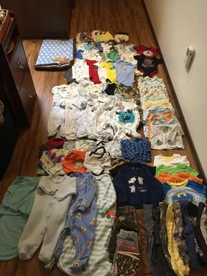 Huge Baby Boy Clothing Lot! for Sale in Bonney Lake, WA