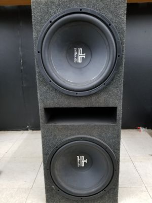 Polk Audio Subwoofers for Sale in Detroit, MI