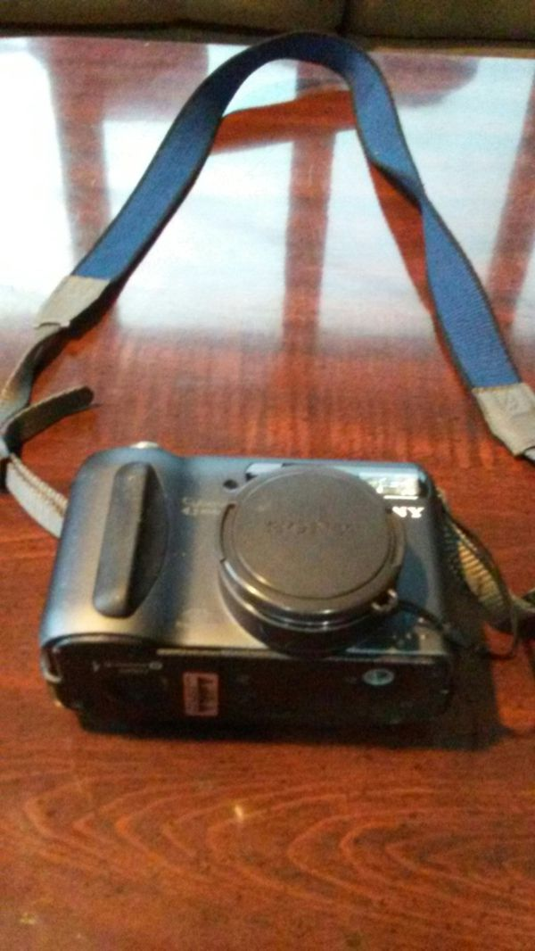 Sony camra