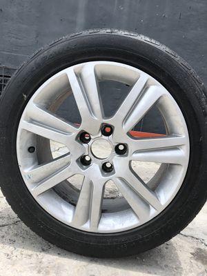 Audi A4 Wheel with Tire for Sale in Miami, FL