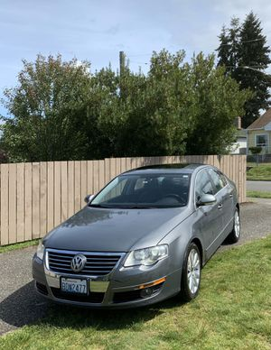 Selling 2006 3.6 turbo Volkswagen Passat! for Sale in Tacoma, WA