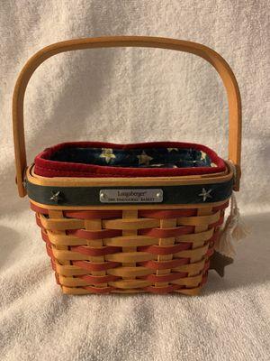 Longaberger Basket for Sale in Hollins, VA