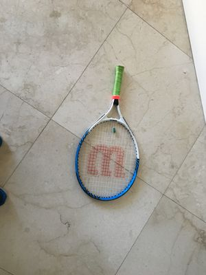Wilson tennis racket for Sale in Miami, FL