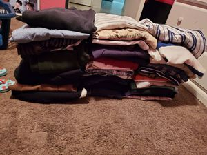 Free mens xxlarge shirts for Sale in Moreno Valley, CA