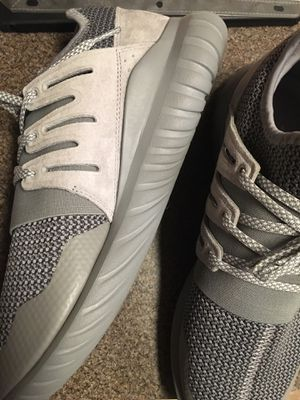 Adidas tubular runners men's size 9 for Sale in Rialto, CA