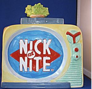 Vintage nick at night cookie jar for Sale in Wallingford, CT