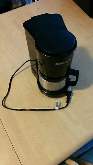 Cuisinart 4 cup coffee maker for Sale in Alexandria, VA