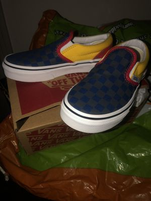 Brand new vans size 12 . Never been worn for Sale in Hopkinsville, KY