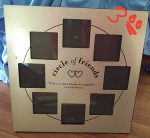 BRAND NEW STAND UP PICTURE FRAME for Sale in Amarillo, TX