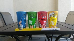 3D Cup set. Collection for Sale in Hemet, CA