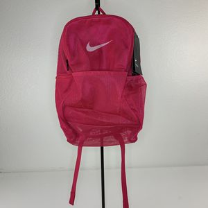 Nike Brasilia Pink Mesh Backpack for Sale in Mansfield, TX