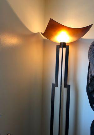 Floor lamp with dimmer for Sale in Boynton Beach, FL