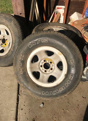 Jeep Cherokee wheels for Sale in Riverside, CA