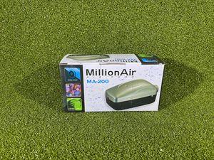 Million Air Pump MA-200 for Sale in Las Vegas, NV