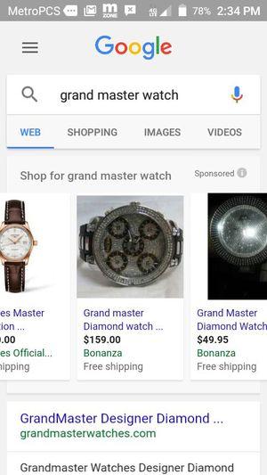 Grand master for Sale in Stone Mountain, GA