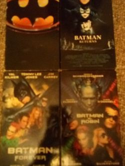 Batman VHS Tapes for Sale in Athens,  IL