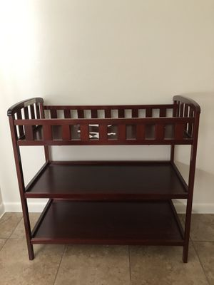 Changing table for Sale in Winter Haven, FL