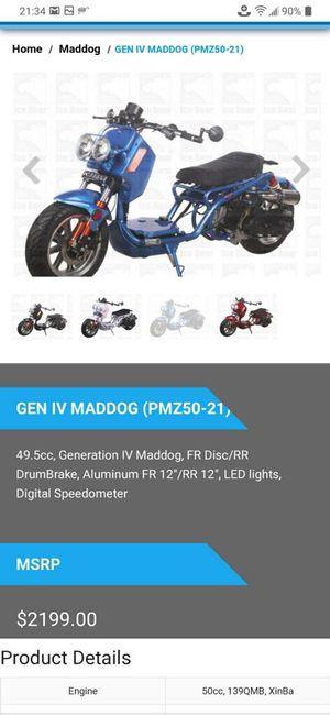 Gen IV Maddog for Sale in HI, US