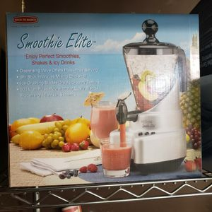 Blender- Smoothie Elite for Sale in La Puente, CA