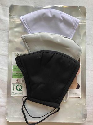 Adult cloth reusable masks 3 pack for Sale in Colma, CA