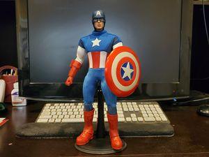 1/6 custom captain america hot toys for Sale in Glendora, CA