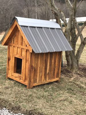 Amish built dog house never been used for Sale in Valley Head, WV