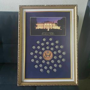 Frame of quarter from usa for Sale in Los Angeles, CA