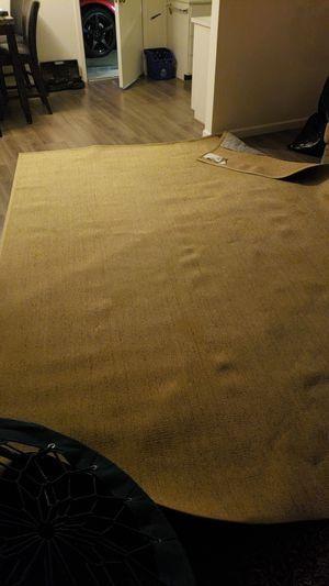 8.2x 11.6 flat woven rug . for Sale in Phoenix, AZ
